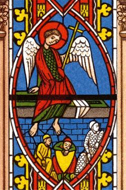 Ange de la resurrection light - copie