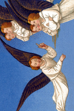 Parole d'ange cadré light - copie
