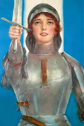 Jeanne d'Arc américaine