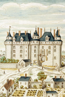 Langeais D bis 1699 site