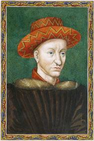 Charles VII vertic