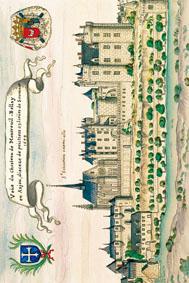 Gaignieres Montreuil-Bellay vertic