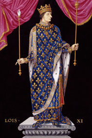 Louis XI vertic