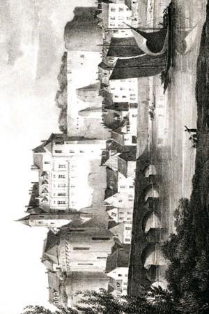 Amboise Langlume chateau recto site