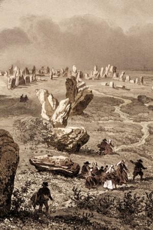 Carnac Felix Benoist recto site
