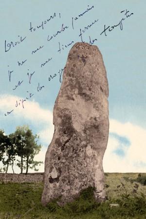 Carnac Menhir du Manio site