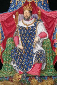 François 1er recto icone