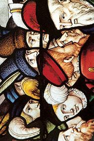 Champigny vitrail chapelle icone